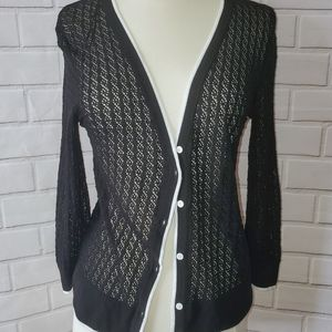 H&M knitted cardigan.S. preowned.